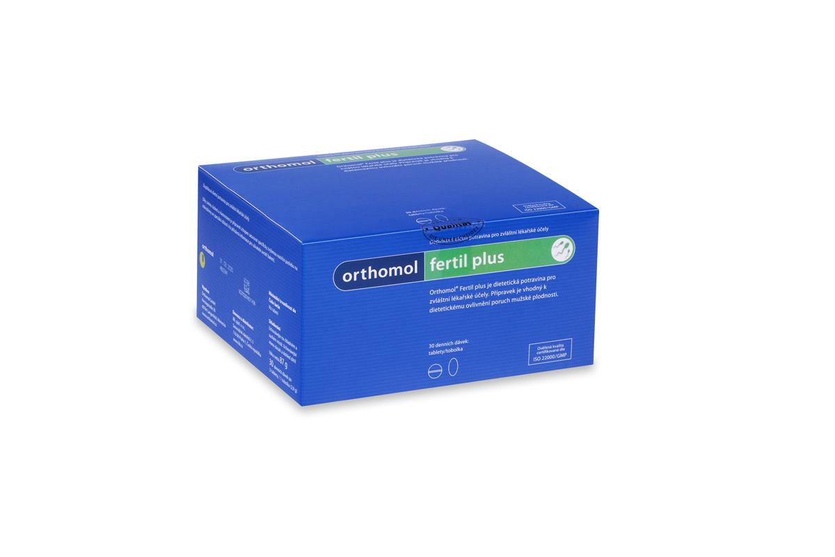 ORTHOMOL® Fertil plus 1