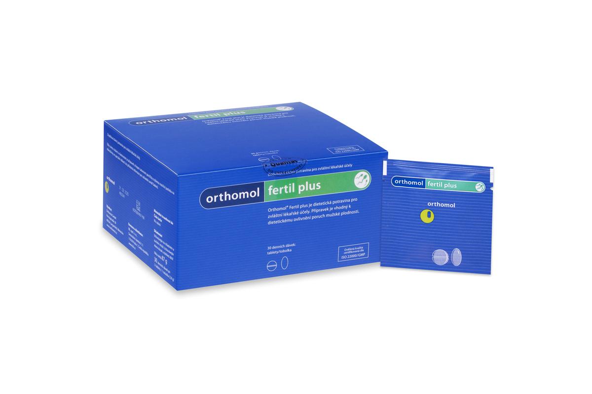 ORTHOMOL® Fertil plus