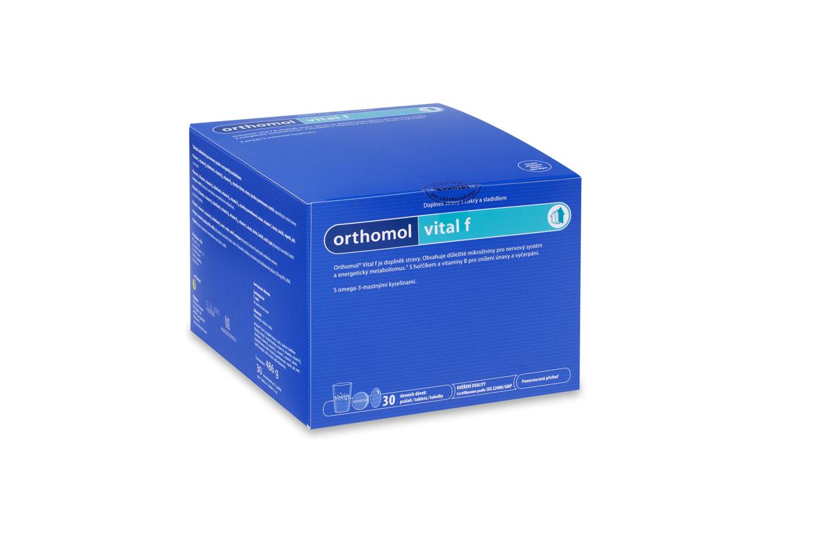 ORTHOMOL® Vital f 1