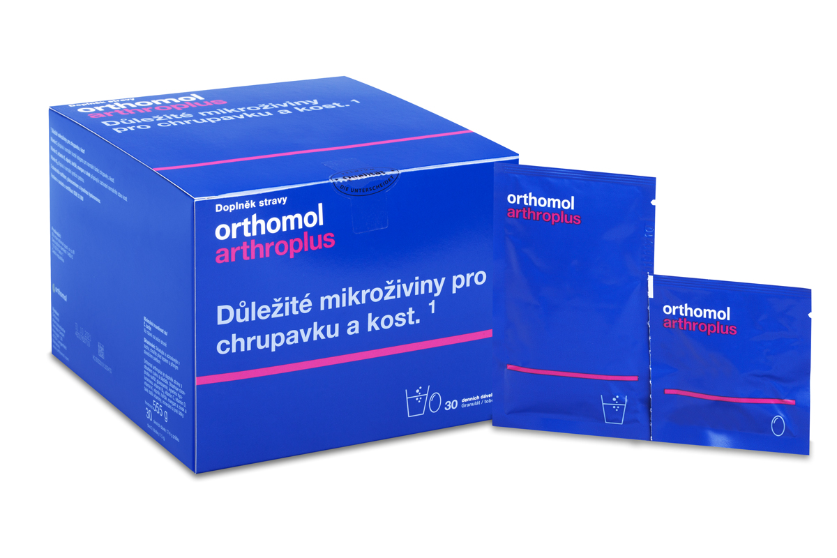 ORTHOMOL® arthroplus
