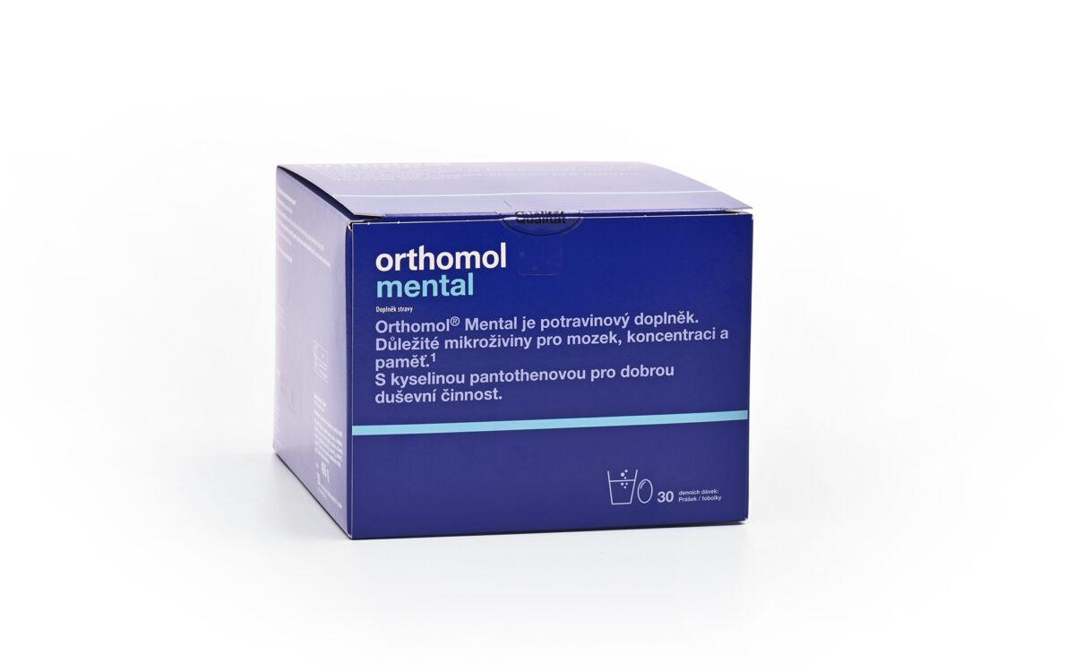 Orthomol mental web