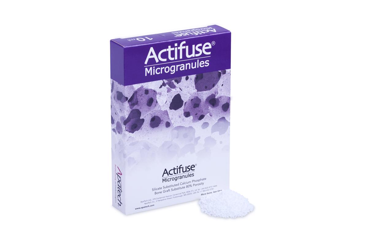 actifuse microgranule